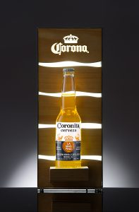 BottleGlorifierVerticalEncendido-105W